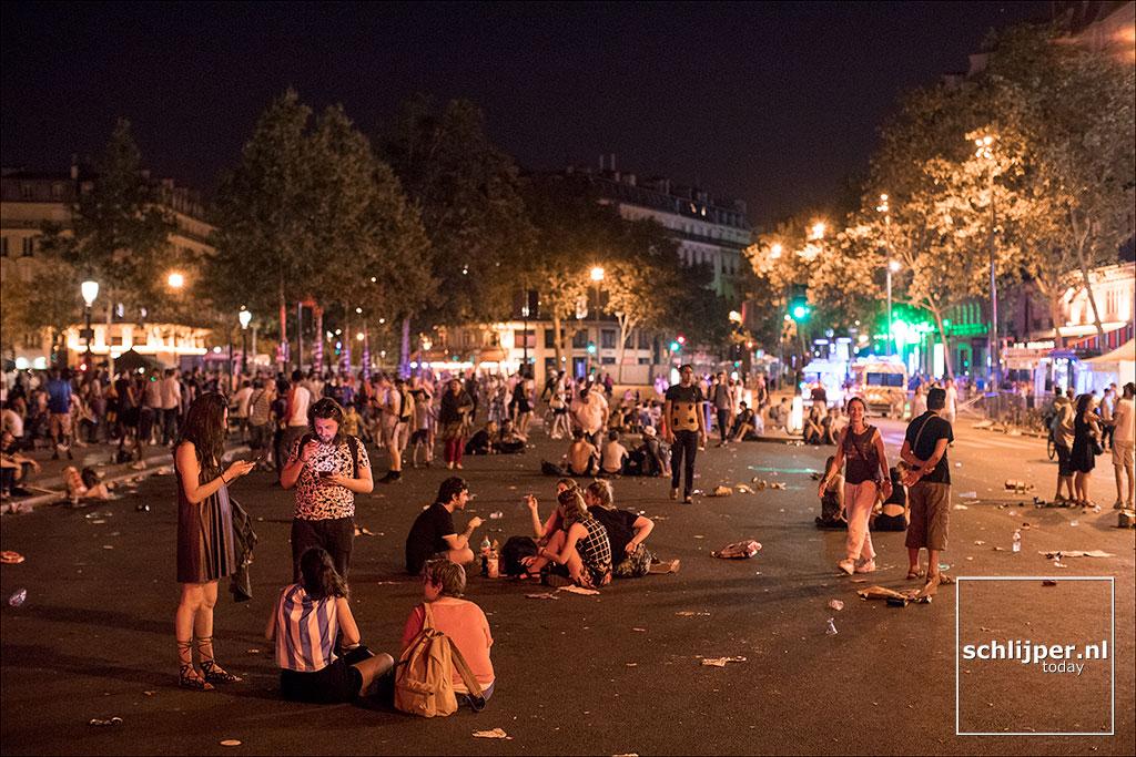 Frankrijk, Parijs, 30 juni 2018