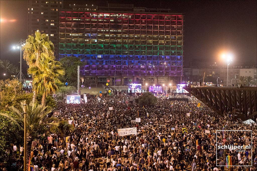 Israel, Tel Aviv, 22 juli 2018