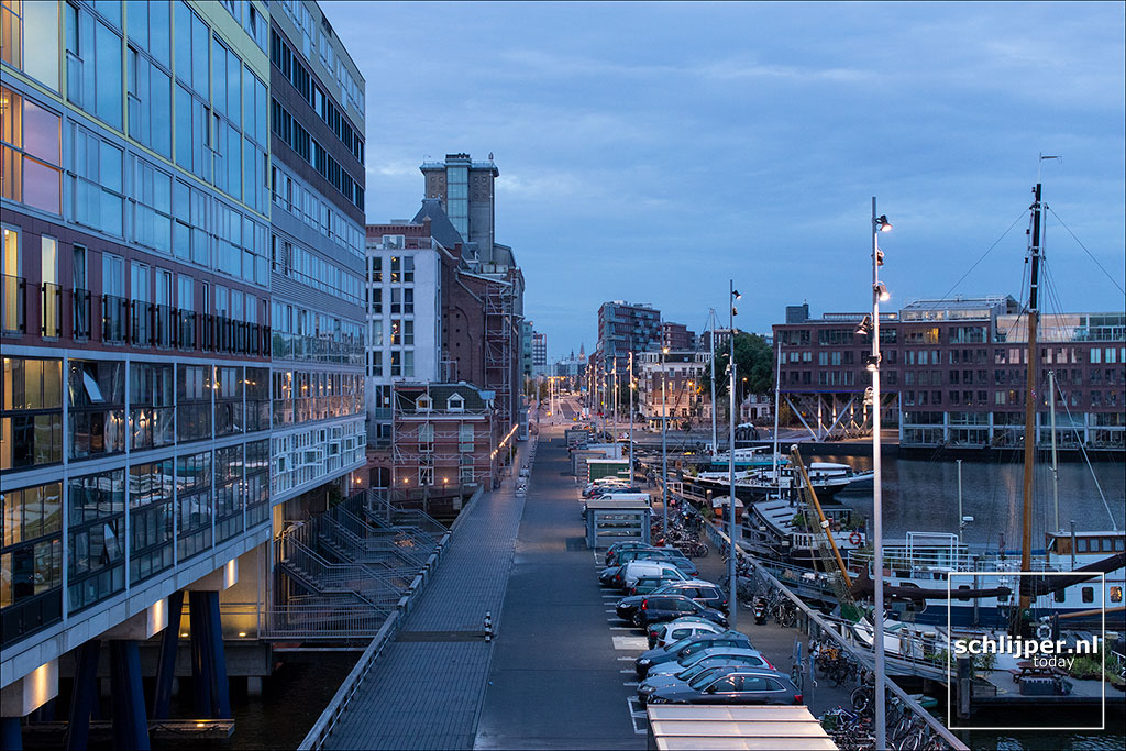 Nederland, Amsterdam, 29 juli 2018