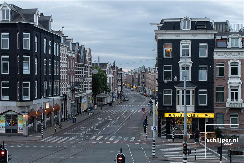 Nederland, Amsterdam, 30 juli 2018
