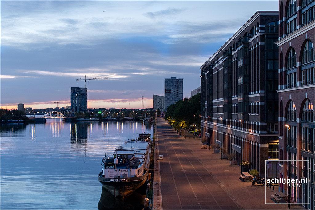 Nederland, Amsterdam, 4 augustus 2018