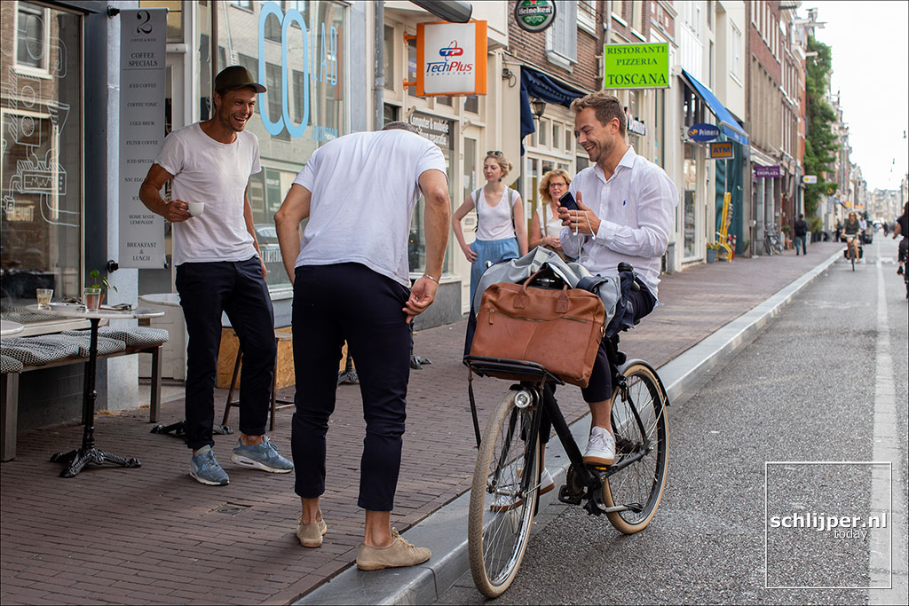 Nederland, Amsterdam, 9 augustus 2018