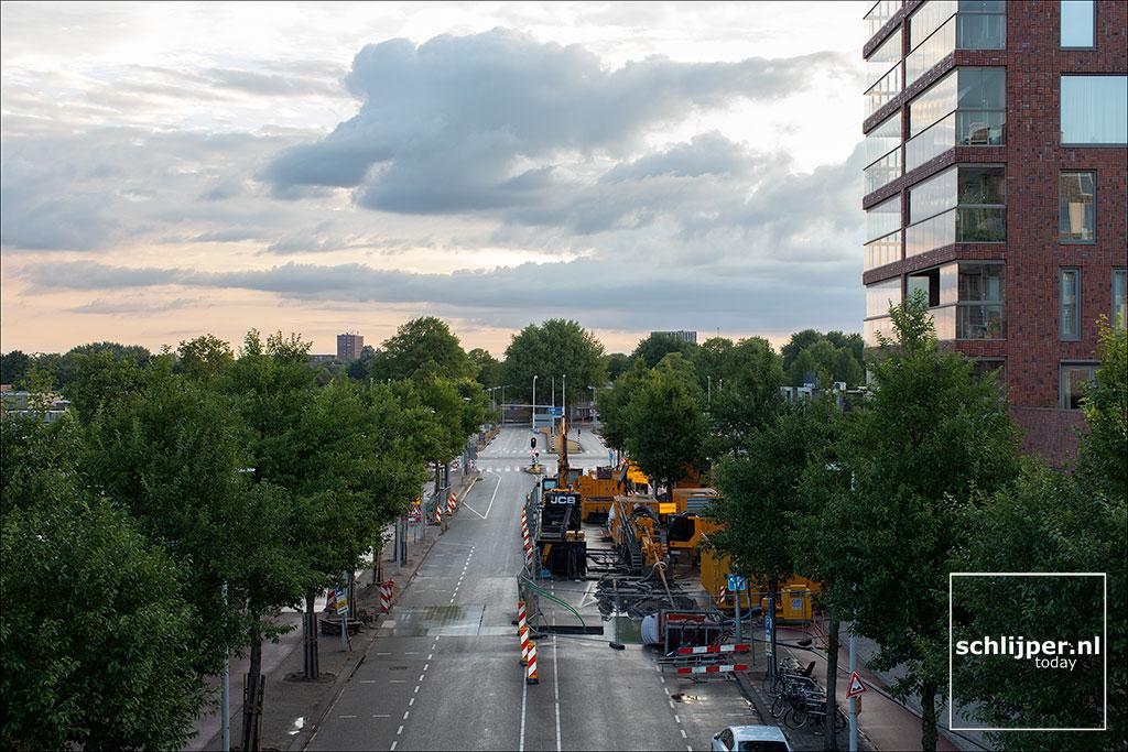 Nederland, Amsterdam, 10 augustus 2018