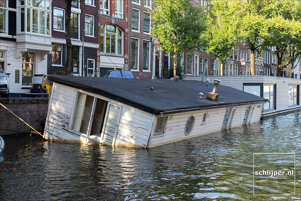 Nederland, Amsterdam, 11 augustus 2018