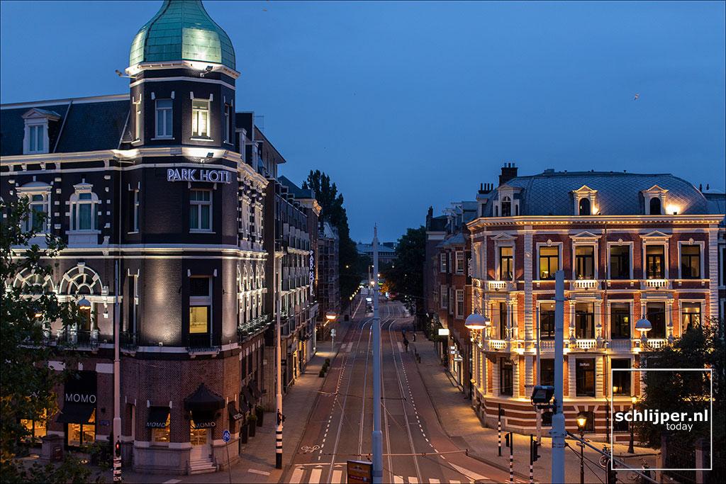 Nederland, Amsterdam, 12 augustus 2018