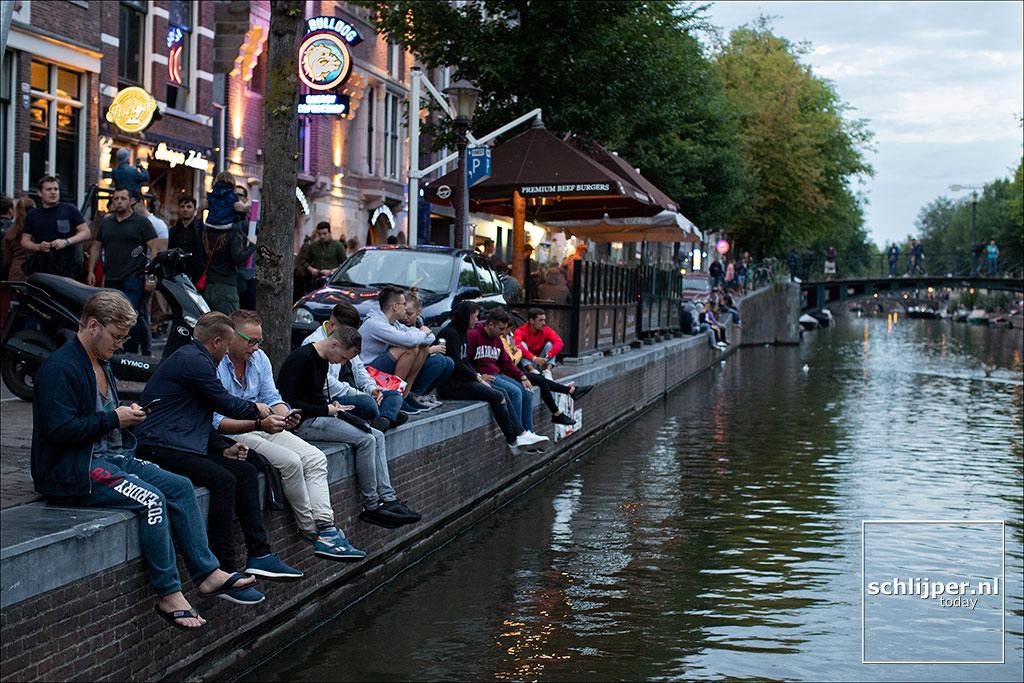 Nederland, Amsterdam, 14 augustus 2018