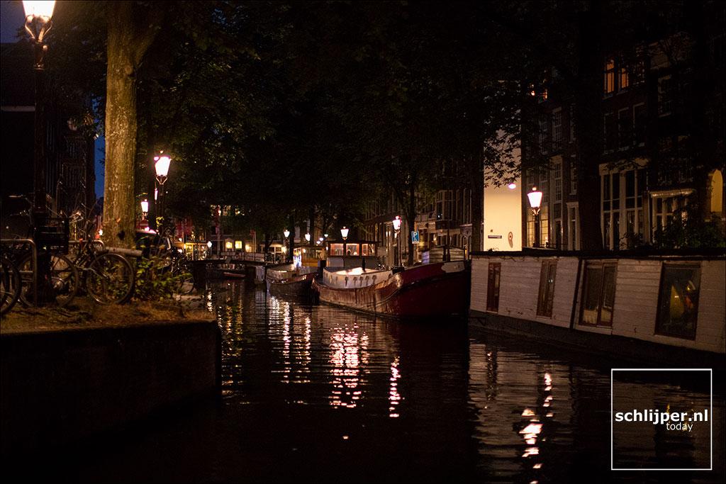 Nederland, Amsterdam, 16 augustus 2018