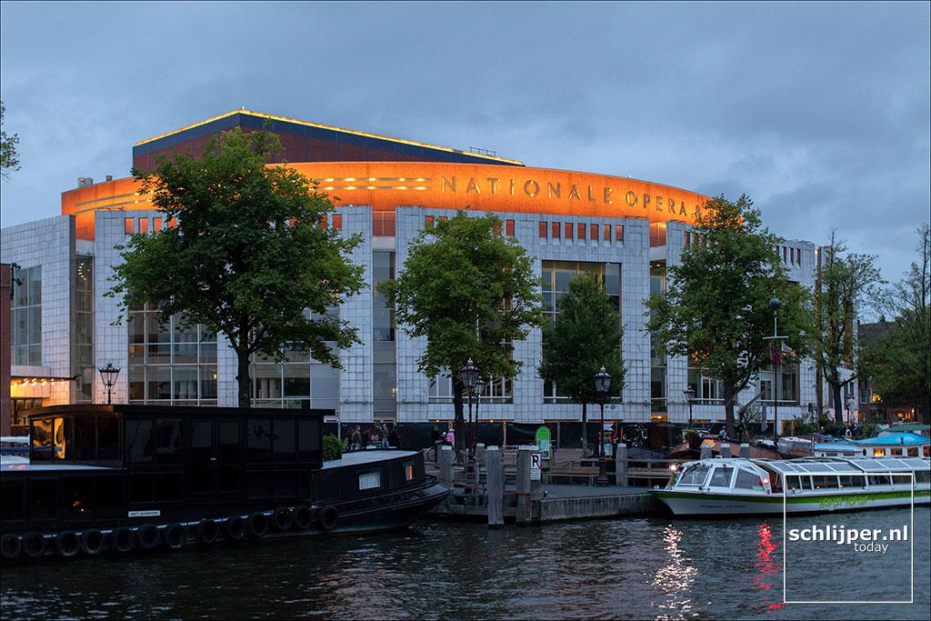 Nederland, Amsterdam, 19 augustus 2018