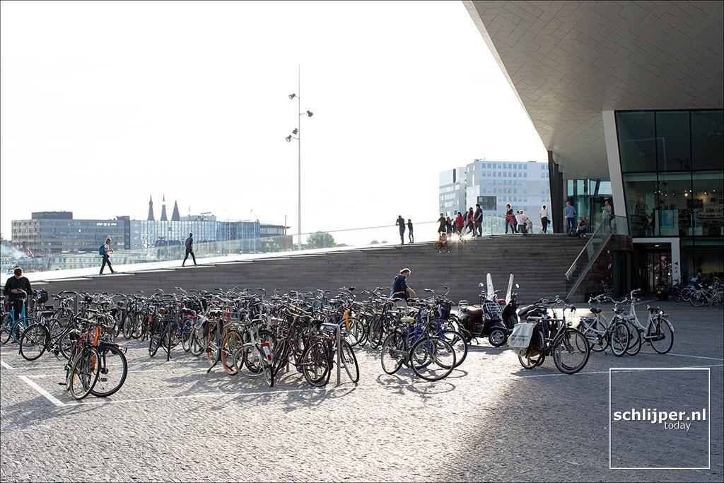 Nederland, Amsterdam, 20 augustus 2018