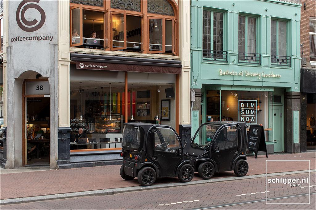Nederland, Amsterdam, 23 augustus 2018