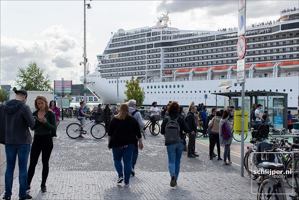 Nederland, Amsterdam, 30 augustus 2018