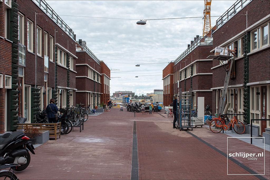 Nederland, Amsterdam, 31 augustus 2018