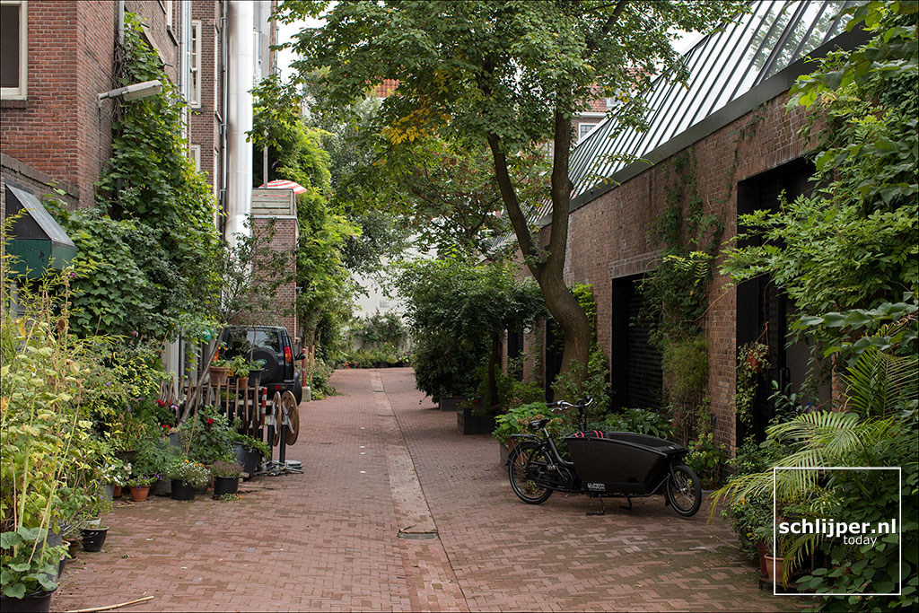 Nederland, Amsterdam, 28 augustus 2018