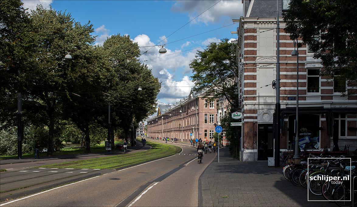 Nederland, Amsterdam, 7 september 2018