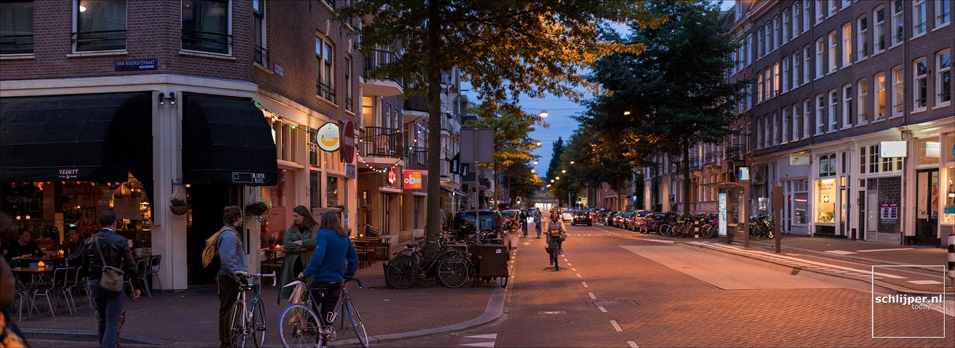 Nederland, Amsterdam, 8 september 2018