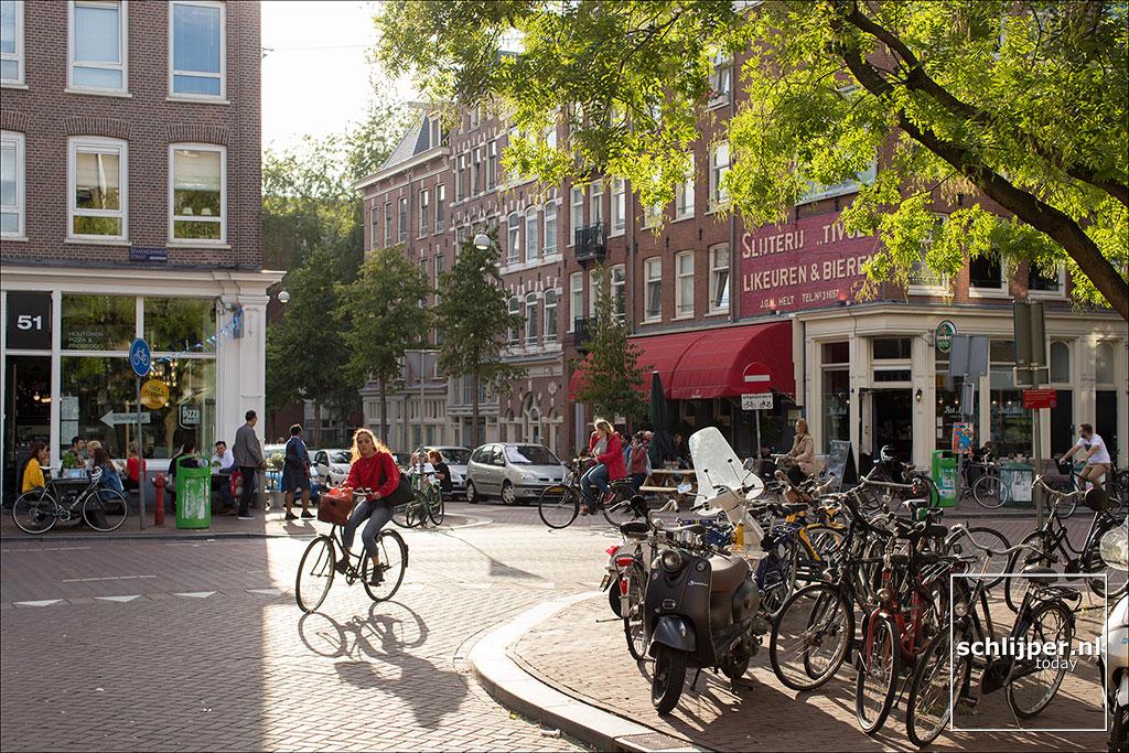 Nederland, Amsterdam, 9 september 2018