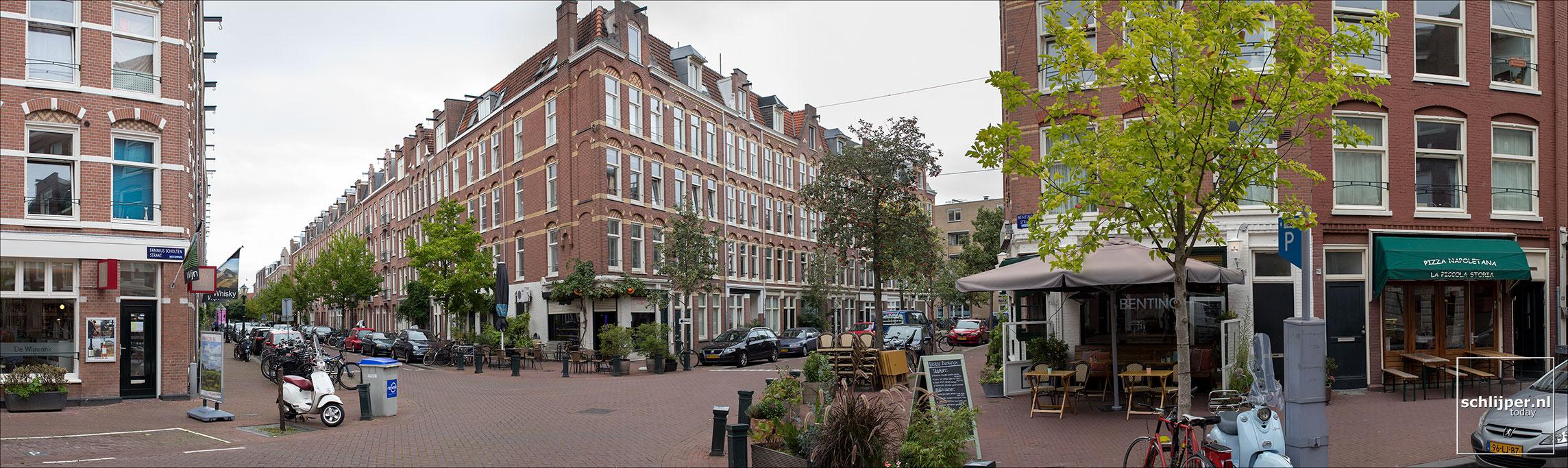 Nederland, Amsterdam, 11 september 2018