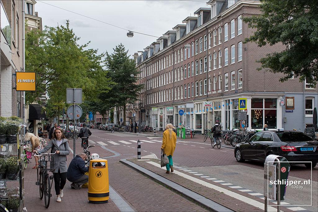 Nederland, Amsterdam, 14 september 2018