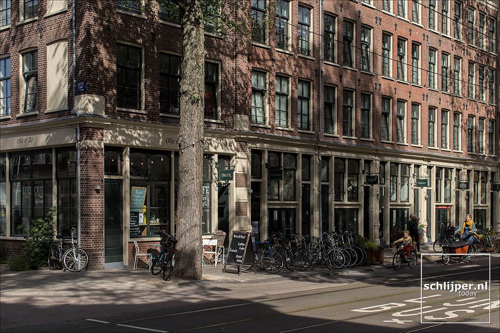 Nederland, Amsterdam, 15 september 2018