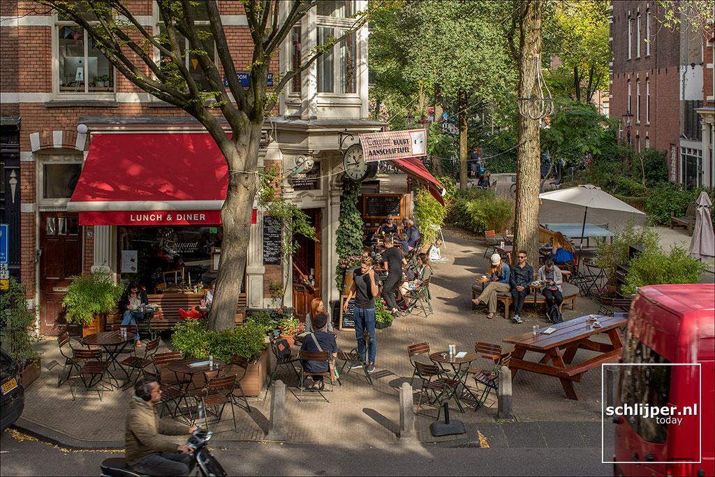 Nederland, Amsterdam, 19 september 2018