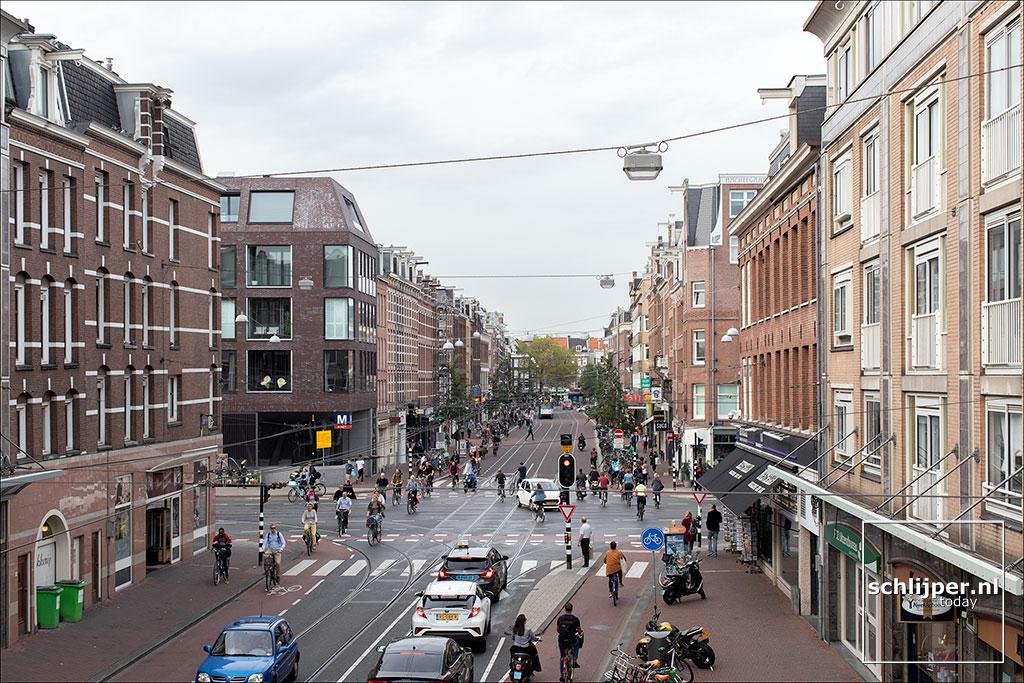 Nederland, Amsterdam, 20 september 2018