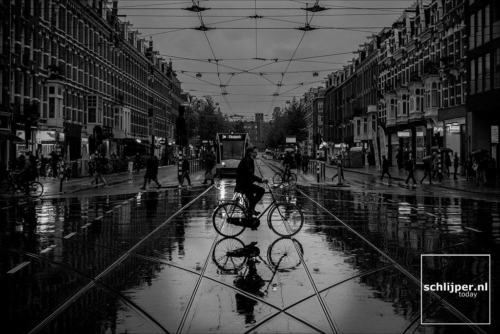 Nederland, Amsterdam, 22 september 2018