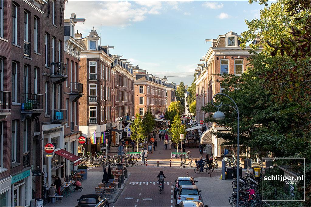 Nederland, Amsterdam, 25 september 2018