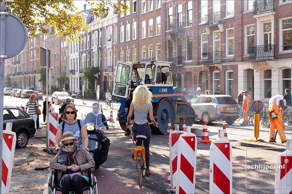 Nederland, Amsterdam, 6 oktober 2018
