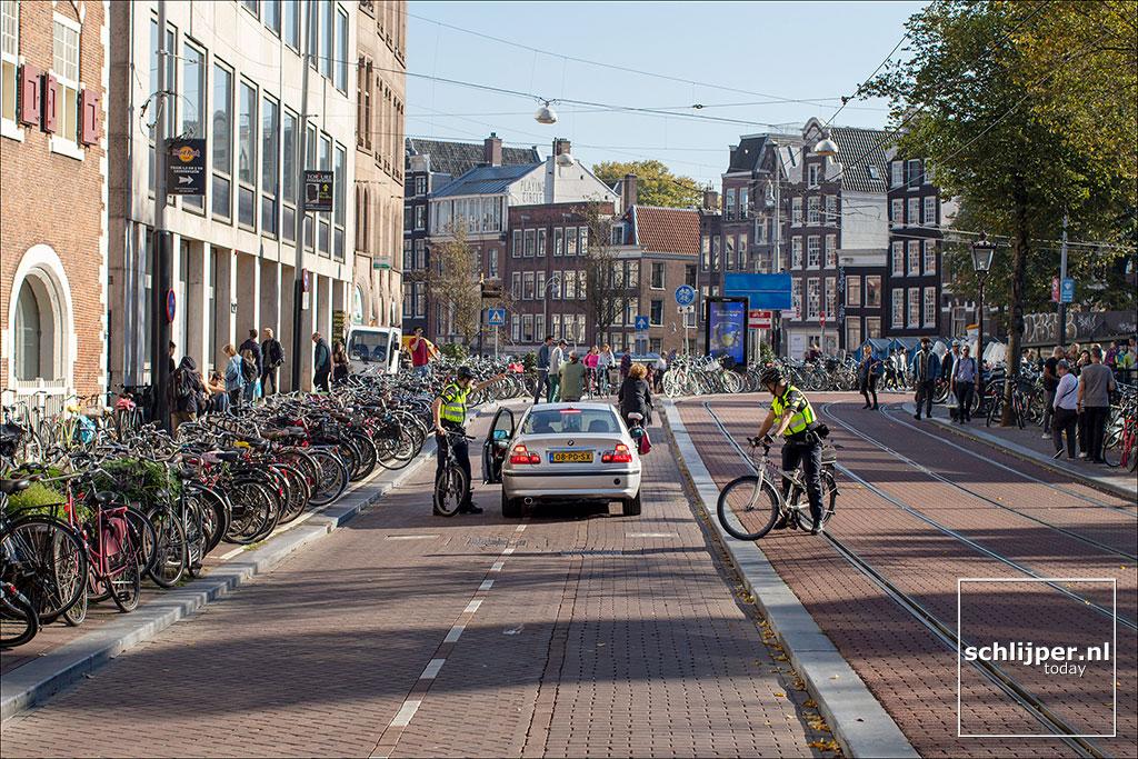 Nederland, Amsterdam, 10 oktober 2018