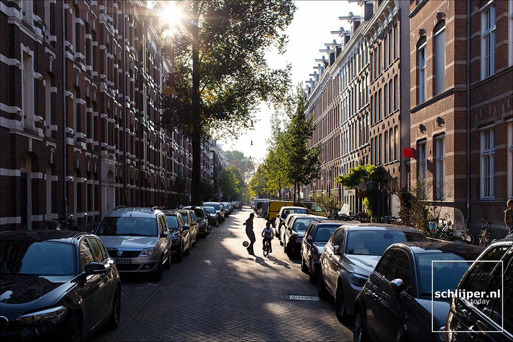 Nederland, Amsterdam, 11 oktober 2018
