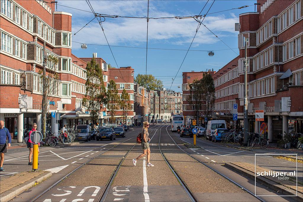 Nederland, Amsterdam, 14 oktober 2018