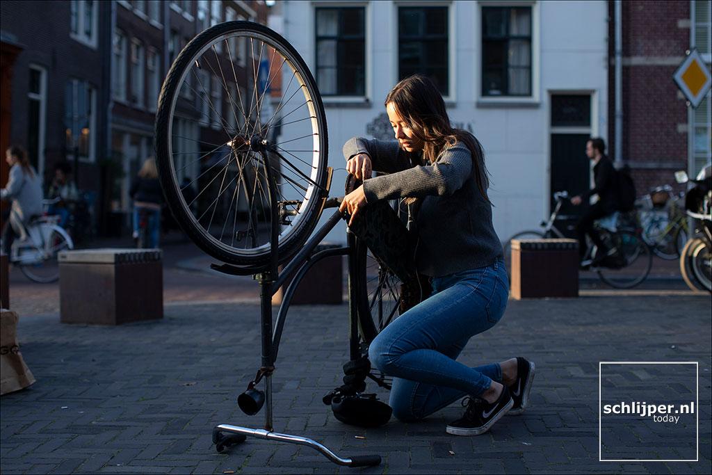 Nederland, Amsterdam, 17 oktober 2018
