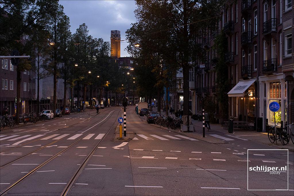 Nederland, Amsterdam, 20 oktober 2018