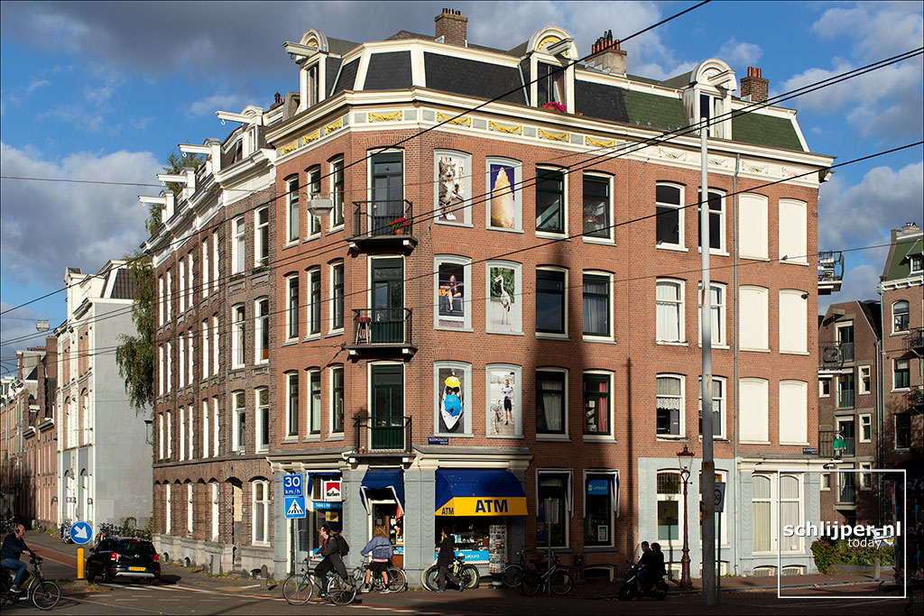 Nederland, Amsterdam, 22 oktober 2018