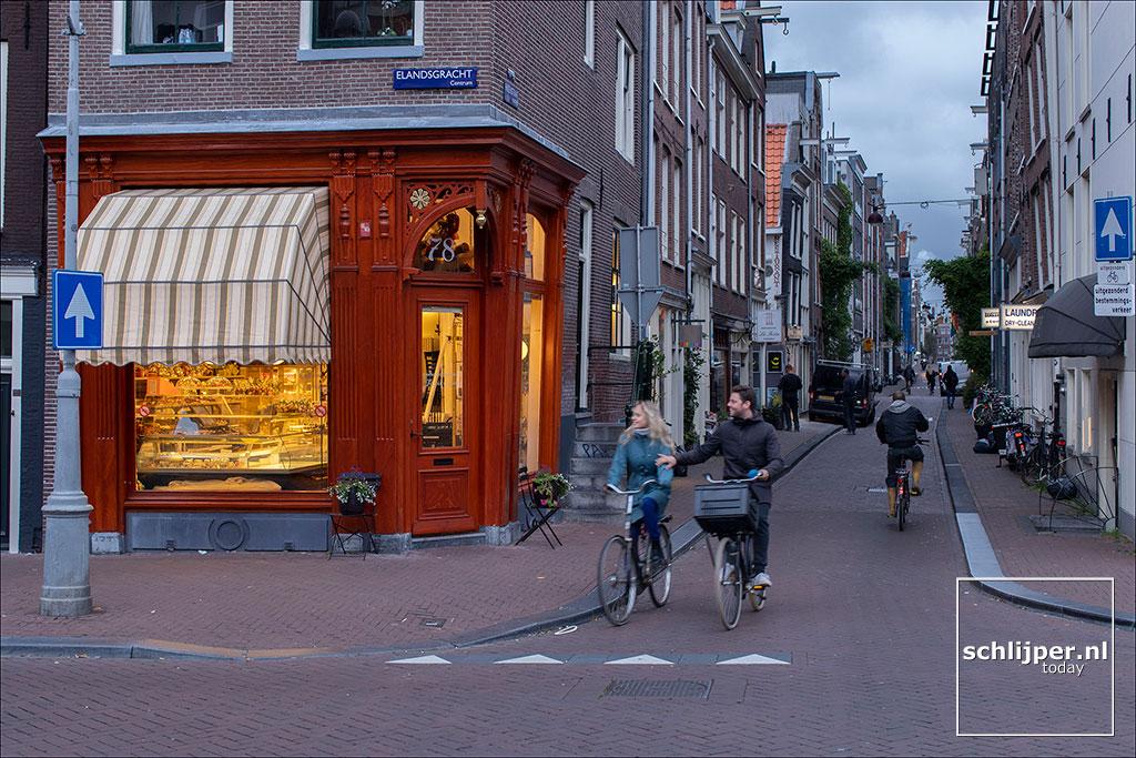 Nederland, Amsterdam, 23 oktober 2018