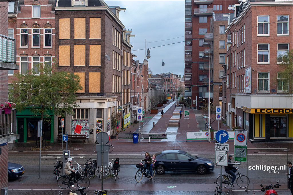 Nederland, Amsterdam, 24 oktober 2018