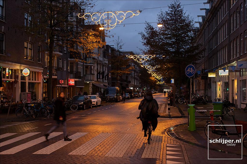 Nederland, Amsterdam, 25 oktober 2018