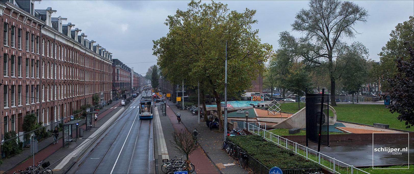 Nederland, Amsterdam, 26 oktober 2018