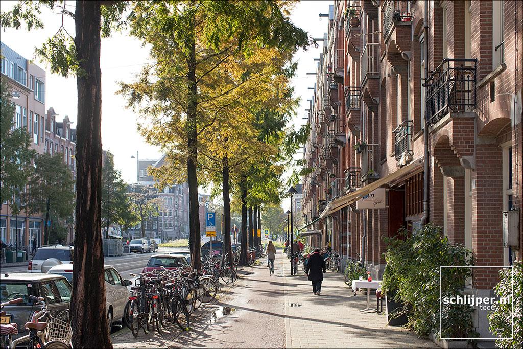 Nederland, Amsterdam, 31 oktober 2018