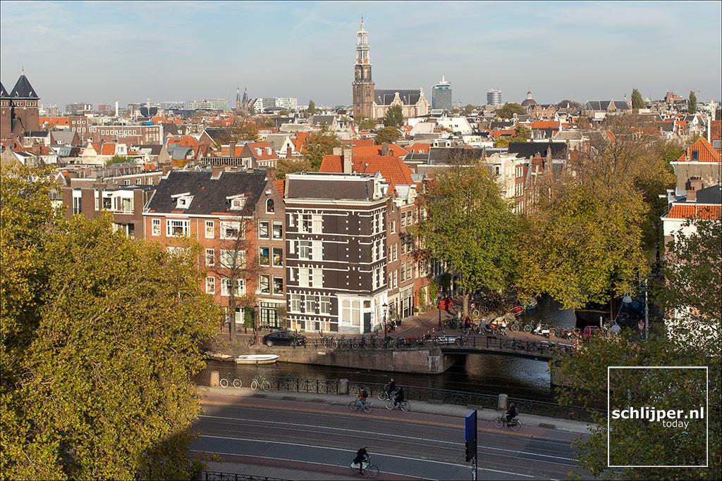 Nederland, Amsterdam, 3 november 2018