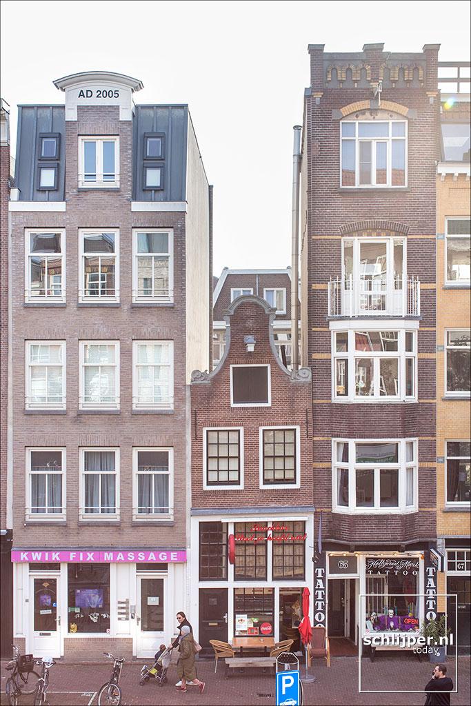 Nederland, Amsterdam, 4 november 2018