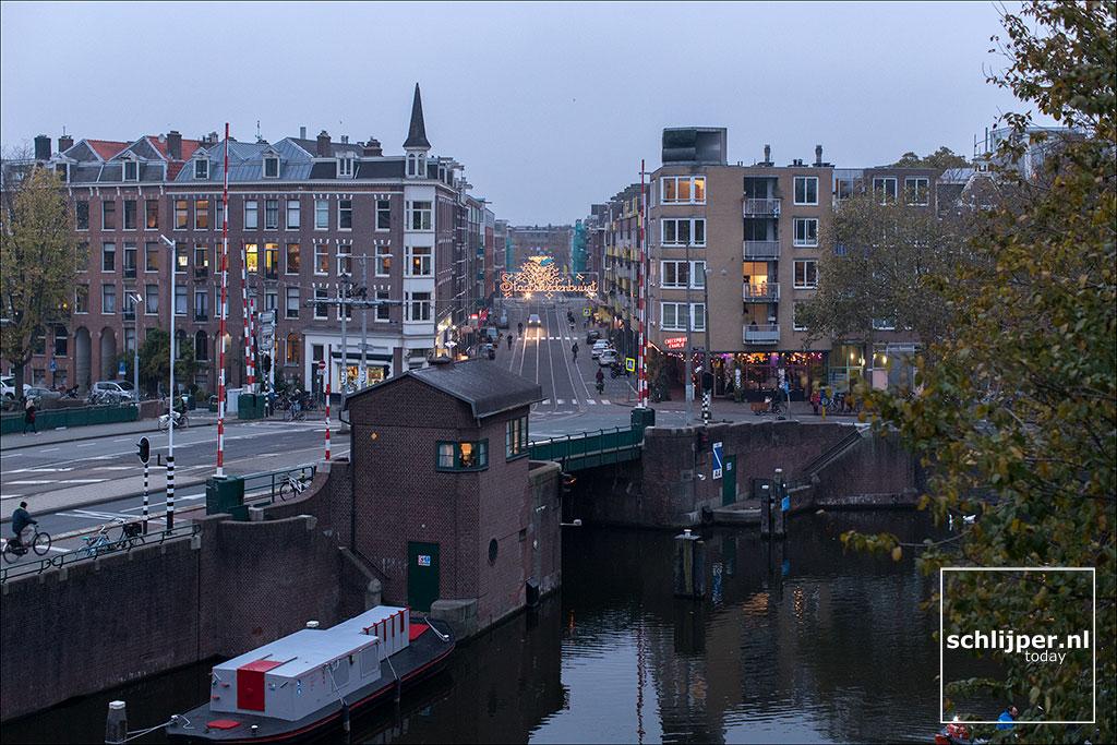 Nederland, Amsterdam, 5 november 2018