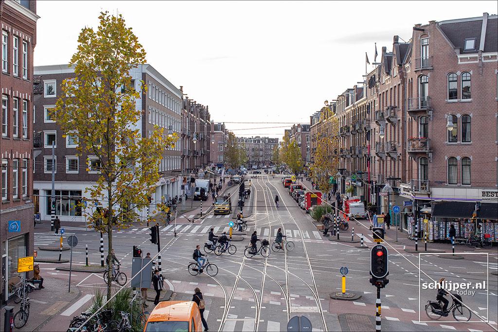 Nederland, Amsterdam, 6 november 2018