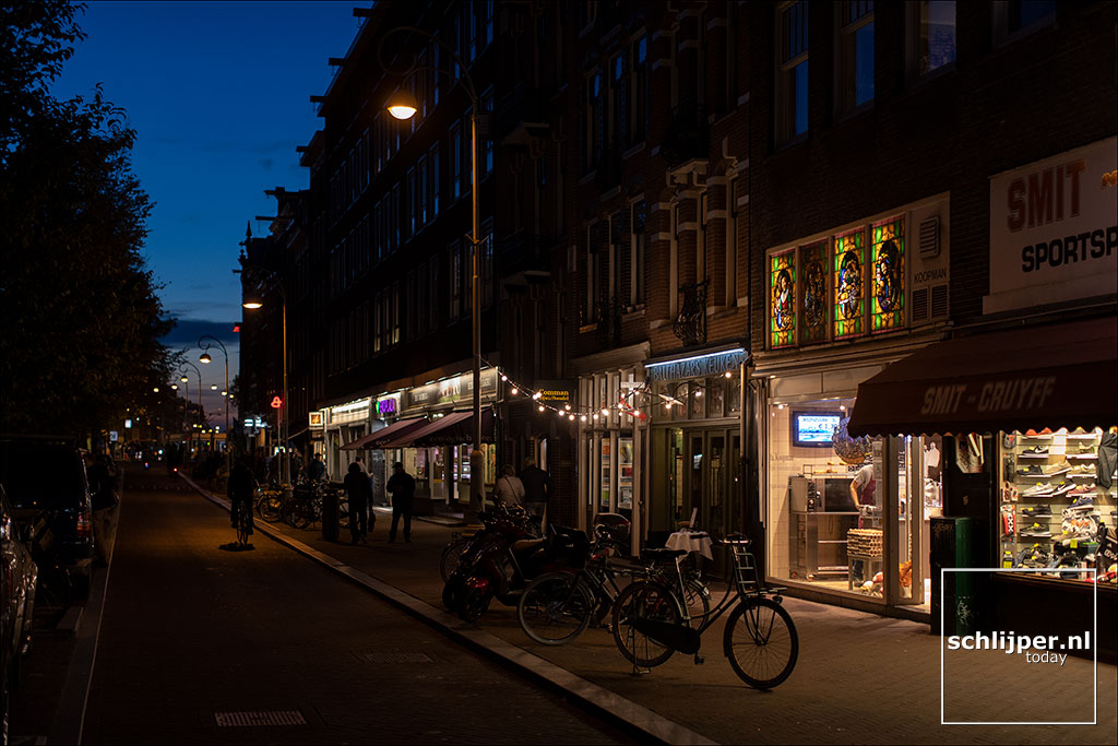 Nederland, Amsterdam, 9 november 2018