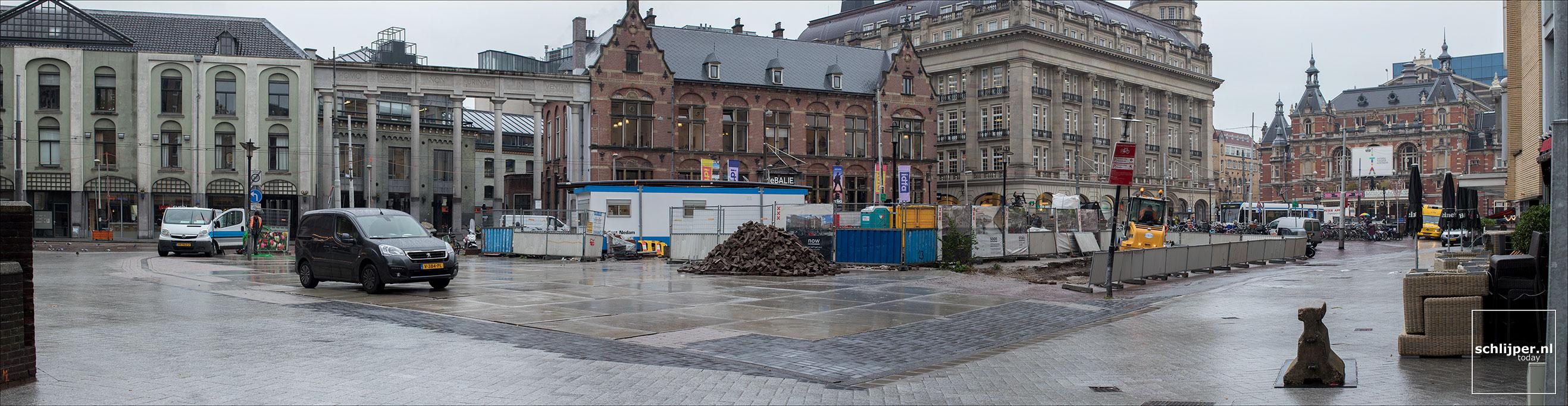 Nederland, Amsterdam, 12 november 2018