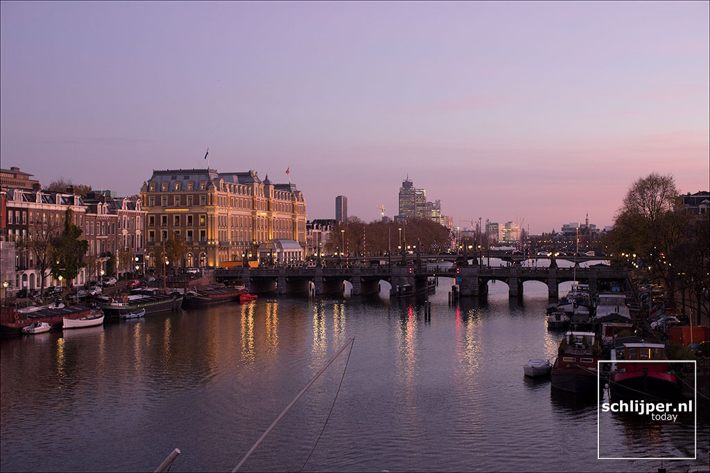 Nederland, Amsterdam, 14 november 2018
