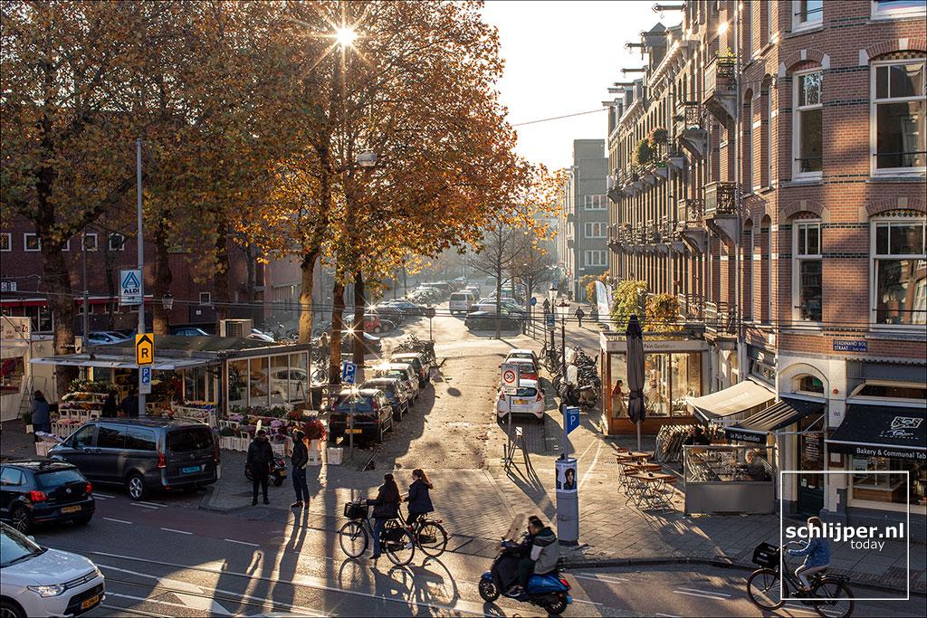 Nederland, Amsterdam, 15 november 2018