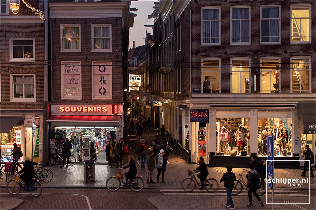 Nederland, Amsterdam, 16 november 2018