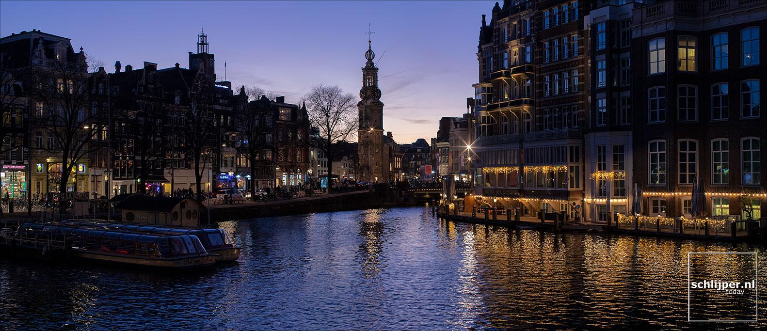 Nederland, Amsterdam, 18 november 2018