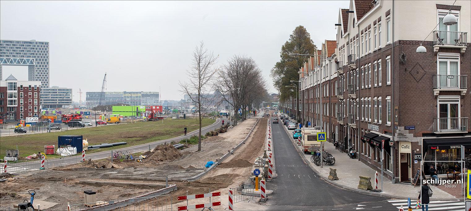Nederland, Amsterdam, 22 november 2018